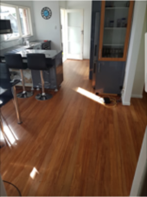 Melton Floorsanding job Hooker Ave